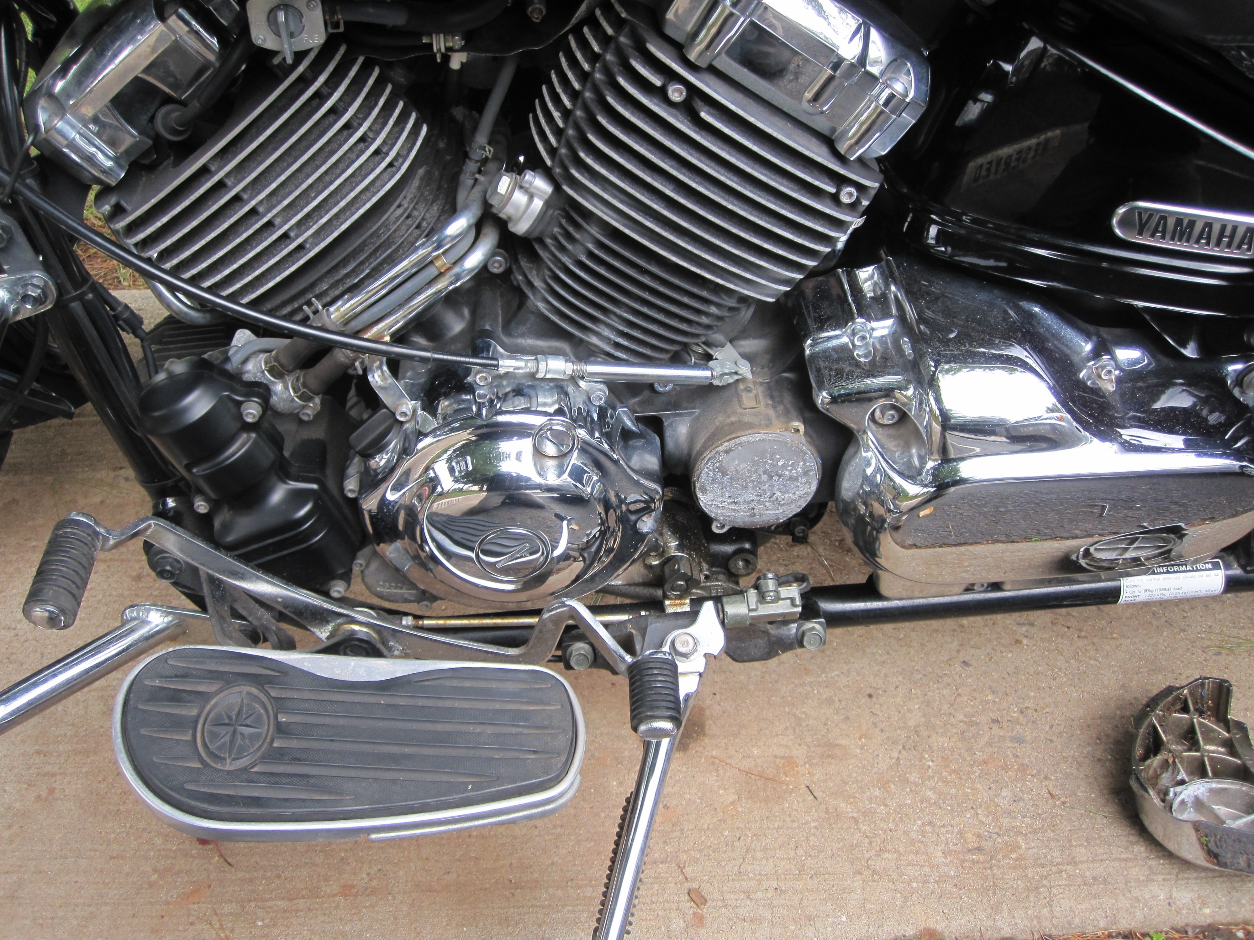 Fuse Box Yamaha V Star 650 Schematic Diagrams Accessory Motorcycle Road Diagram Rugged Wiring Harness Loom Custom Accessories
