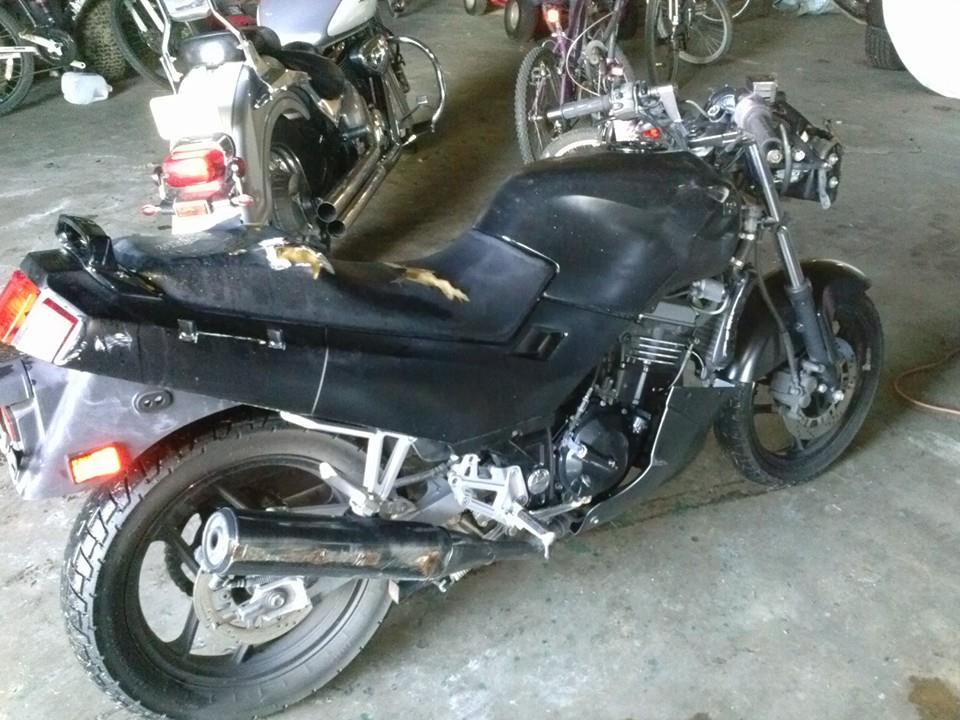 Suzuki Savag S