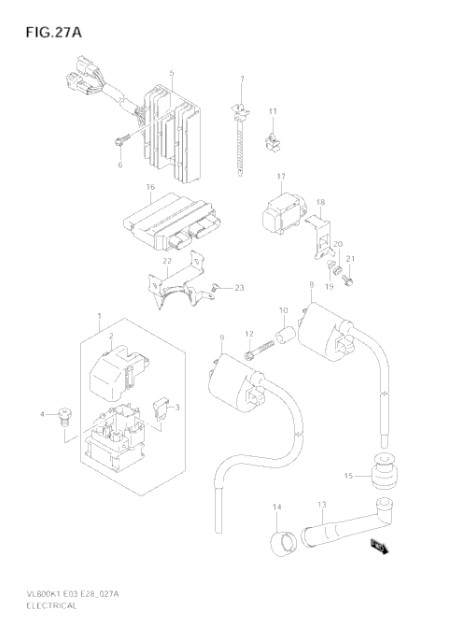 [DIAGRAM_1JK]  Can you rewire a 3 prong to a 4 prong fuel pump | Motorcycle Forum | 2007 Suzuki M50 Wiring Diagram |  | Motorcycle Forum