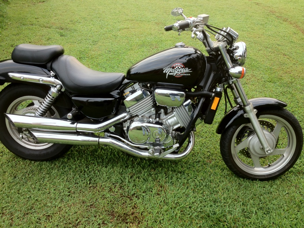 honda magna owners page