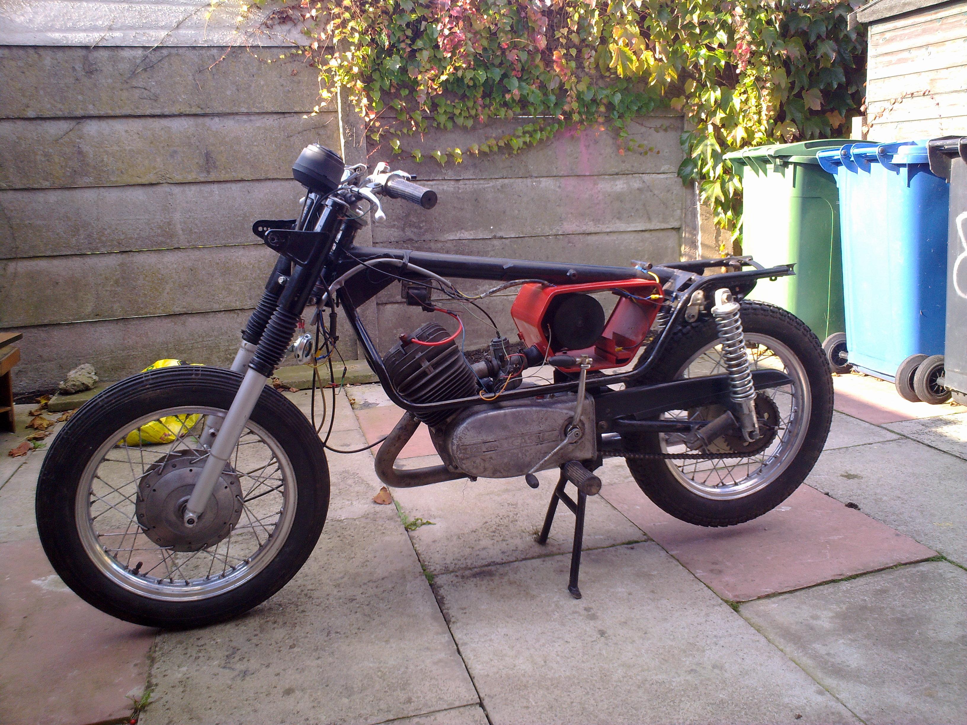 Rewiring A 1973 2 Stroke Motorcycle Motorcycle Forum
