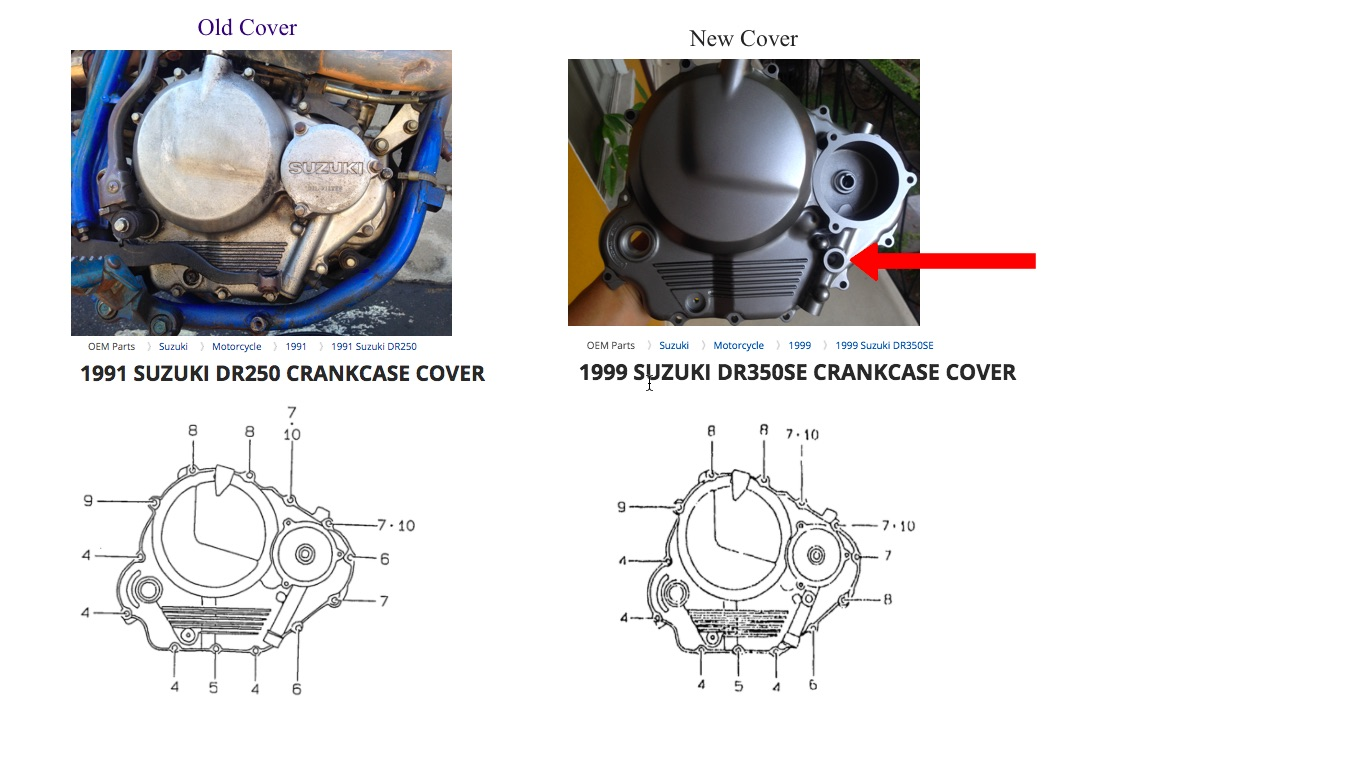 What am I looking at? Suzuki DR250-crankcase-cover.jpg