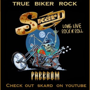 YOUTUBE skard long live rock n roll