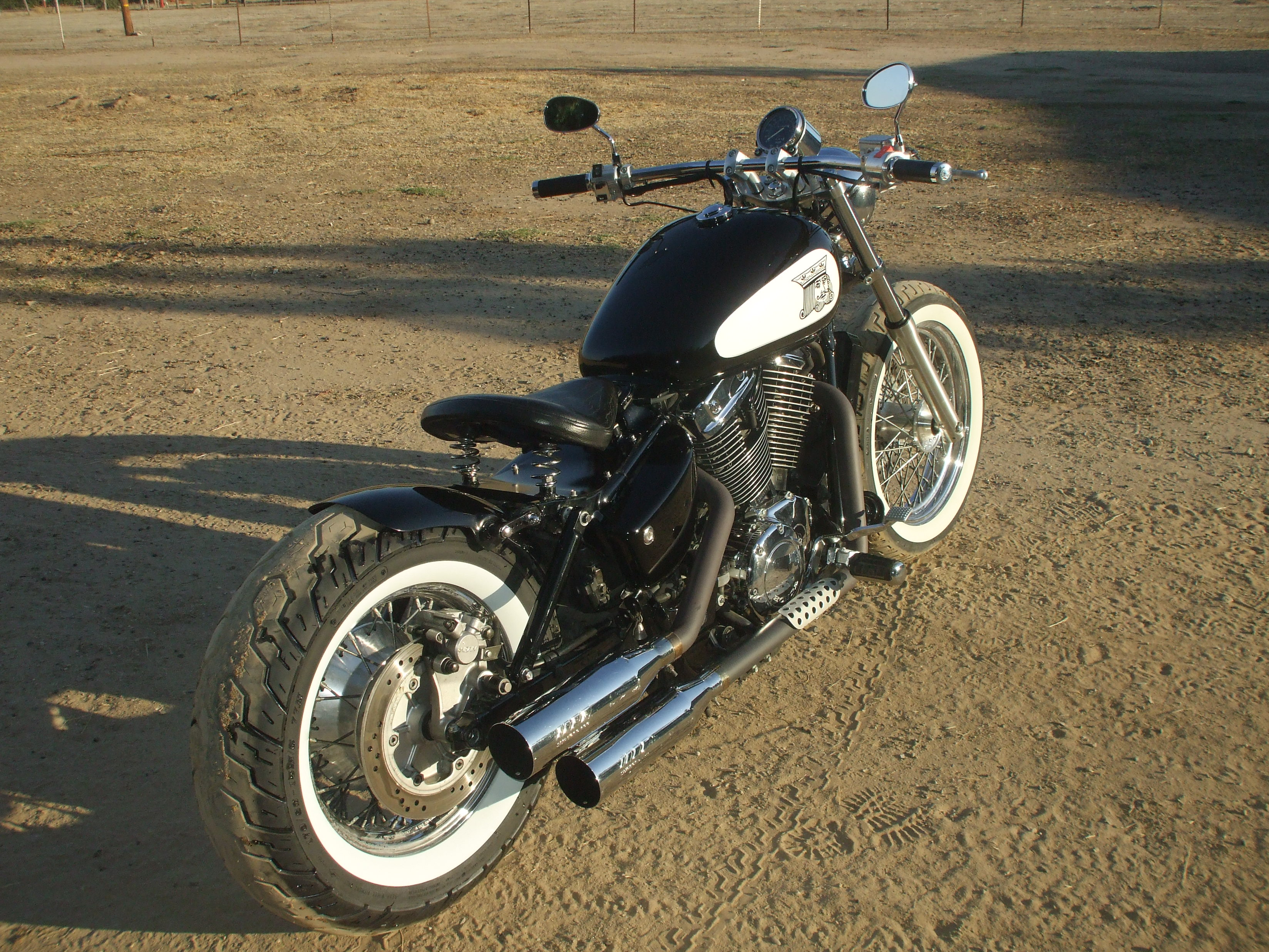 Best Of 1999 Honda Shadow Bobber Kit And Review